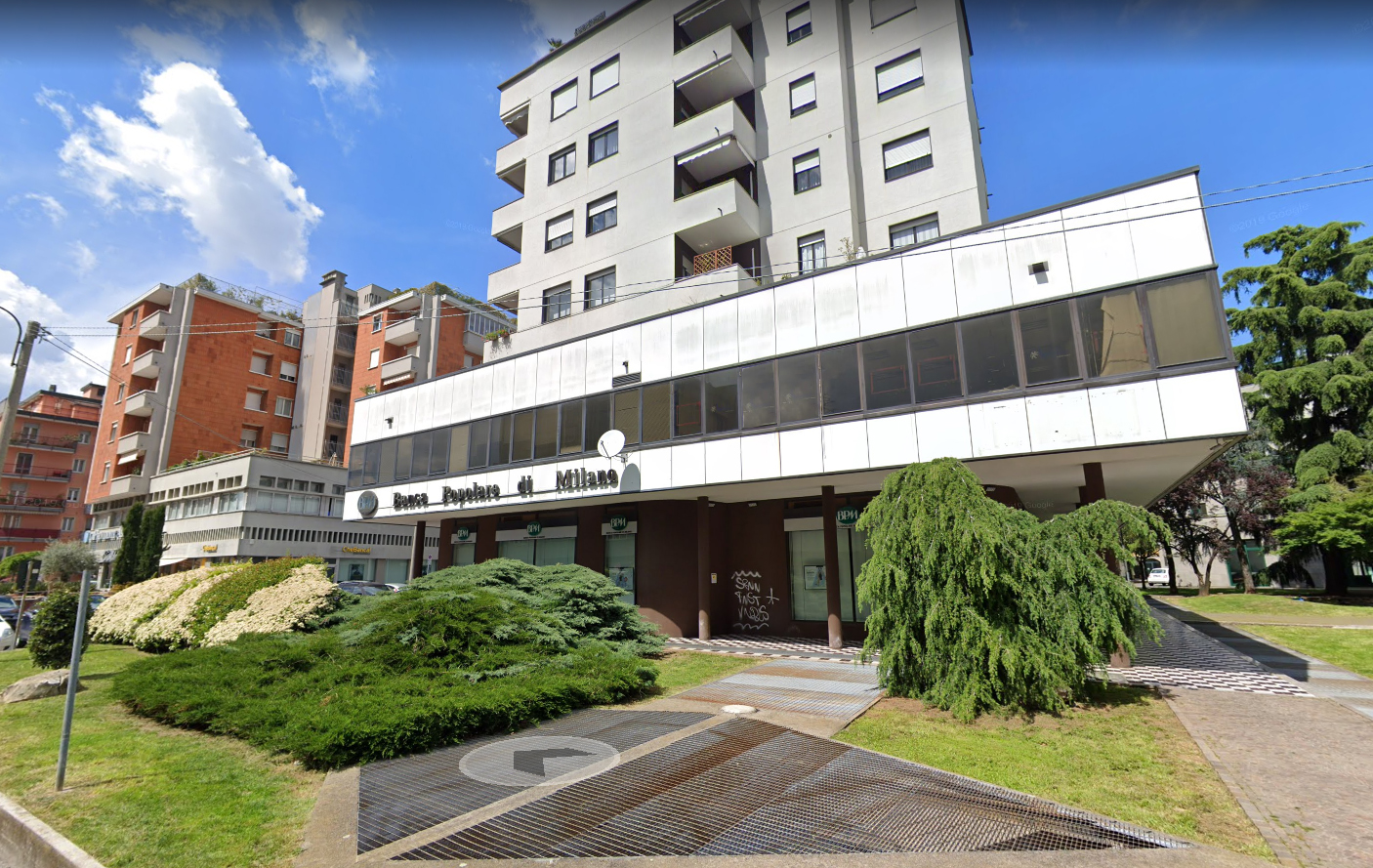 Sede Centro Tecnico Spazio s.r.l. - Saronno